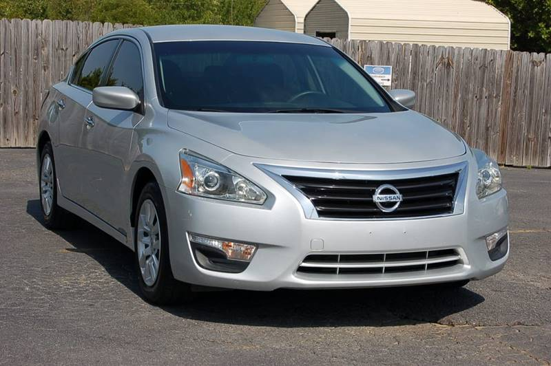 2015 Nissan Altima 2.5 S 4dr Sedan   Little Rock AR