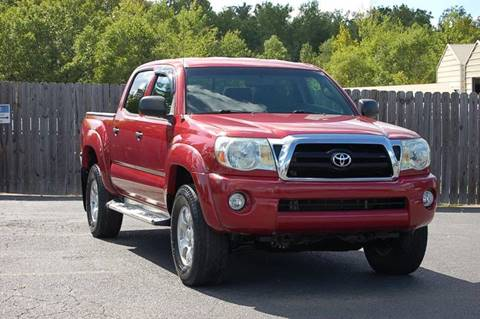 Elegant 2007 Toyota Tacoma For Sale In Little Rock, AR