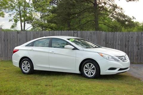 2011 Hyundai Sonata for sale in Little Rock, AR
