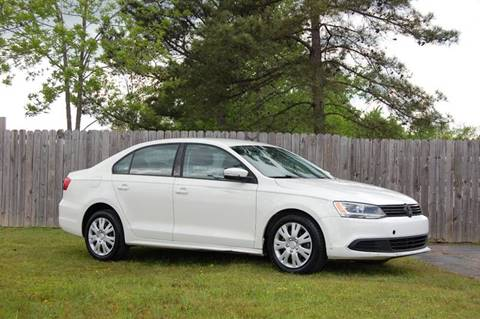 2012 Volkswagen Jetta for sale in Little Rock, AR