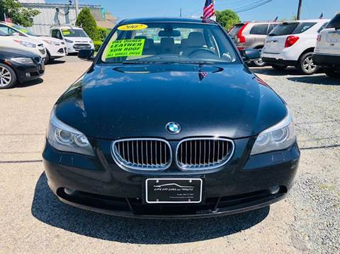 2007 BMW 5 Series for sale at Cape Cod Cars & Trucks in Hyannis MA