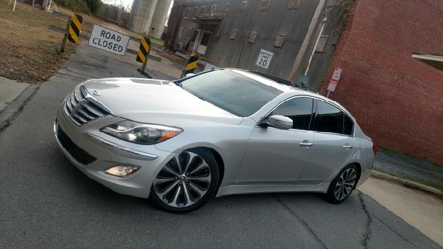 2012 Hyundai Genesis 5.0L R Spec 4dr Sedan   Albemarle NC