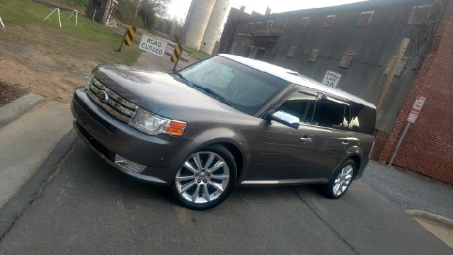 2010 ford flex limited awd 4dr crossover w ecoboost in albemarle nc a unique auto source. Black Bedroom Furniture Sets. Home Design Ideas