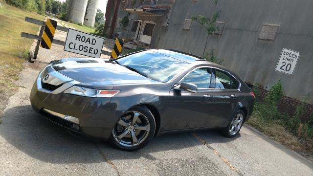 Acura Tl Dr Sedan WTechnology Package And In Wheels In - Acura tl rims black