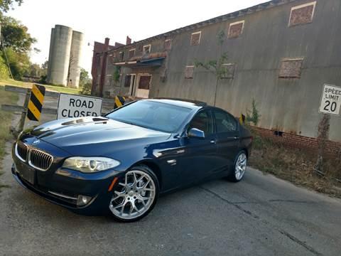 2011 BMW 5 Series for sale in Albemarle, NC