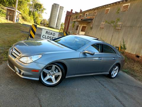 2011 Mercedes-Benz CLS for sale in Albemarle, NC