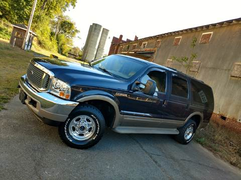 2001 Ford Excursion for sale in Albemarle, NC