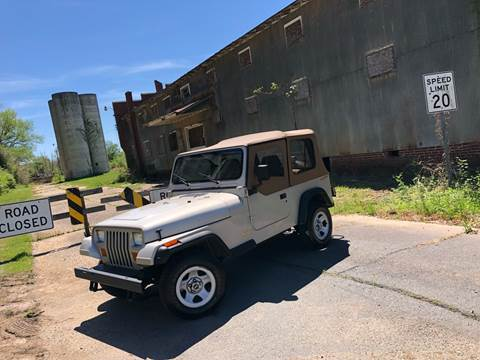 1995 Jeep Wrangler for sale in Albemarle, NC