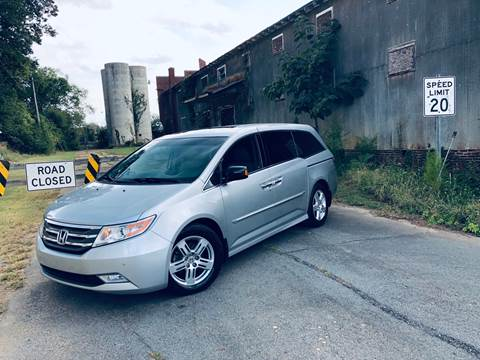 2012 Honda Odyssey for sale in Albemarle, NC