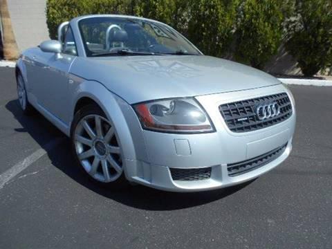 2004 Audi TT for sale in Las Vegas, NV