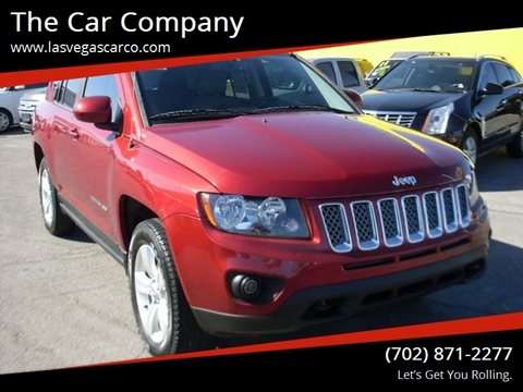 2014 Jeep Compass for sale in Las Vegas, NV