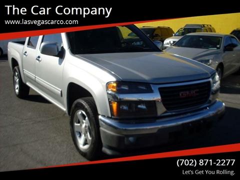 Gmc Used Cars Pickup Trucks For Sale Las Vegas The Car Company