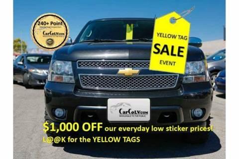 Chevrolet Suburban For Sale In Las Vegas Nv The Car Company