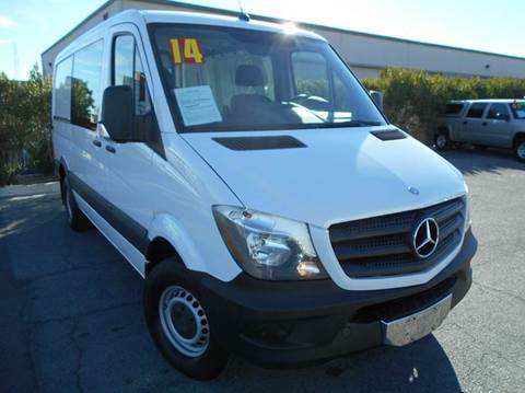 2014 Mercedes-Benz Sprinter Cargo for sale in Las Vegas, NV