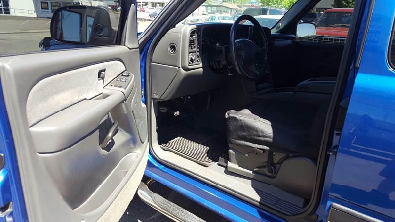 2003 Chevrolet Silverado 1500 4dr Extended Cab LT 4WD SB - Roseburg OR
