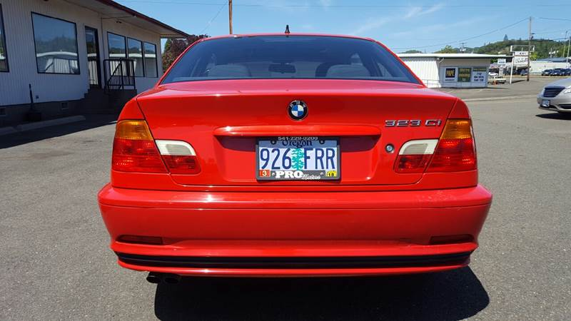 2000 BMW 3 Series 323Ci 2dr Coupe - Roseburg OR