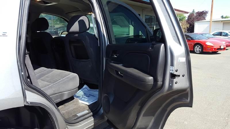 2007 Chevrolet Tahoe LS 4dr SUV 4WD - Roseburg OR