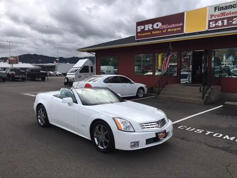 2008 Cadillac XLR for sale in Roseburg, OR