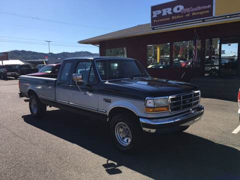 1993 Ford F-250 for sale in Roseburg, OR