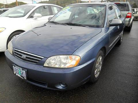 2004 Kia Spectra for sale at Pro Motors in Roseburg OR