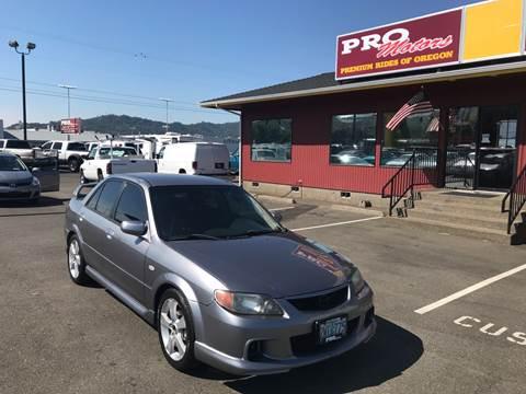 2003 Mazda MAZDASPEED Protege For Sale In Roseburg, OR