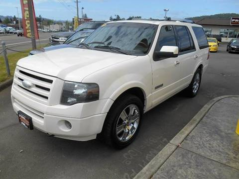 2008 Ford Expedition for sale at Pro Motors in Roseburg OR