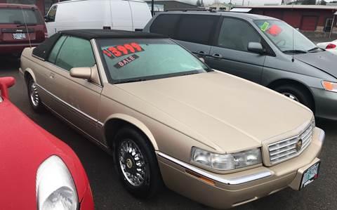 1998 Cadillac Eldorado for sale in Roseburg, OR