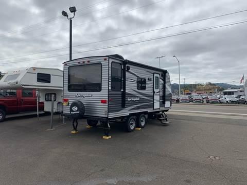. 2018 Keystone Springdale for sale in Roseburg  OR