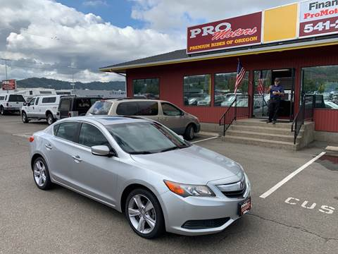 2014 Acura ILX for sale at Pro Motors in Roseburg OR
