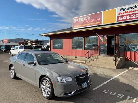 2018 Chrysler 300 for sale at Pro Motors in Roseburg OR