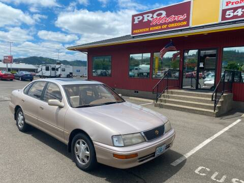 1995 Toyota Avalon for sale at Pro Motors in Roseburg OR
