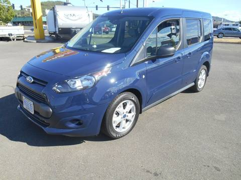 2015 Ford Transit Connect Wagon for sale at Pro Motors in Roseburg OR
