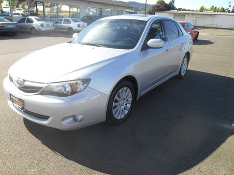 2010 Subaru Impreza for sale at Pro Motors in Roseburg OR