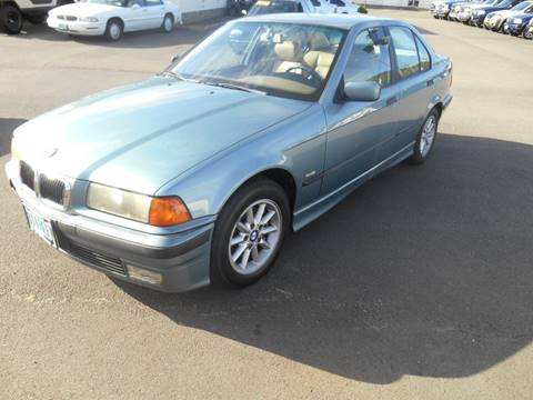 1997 BMW 3 Series for sale at Pro Motors in Roseburg OR