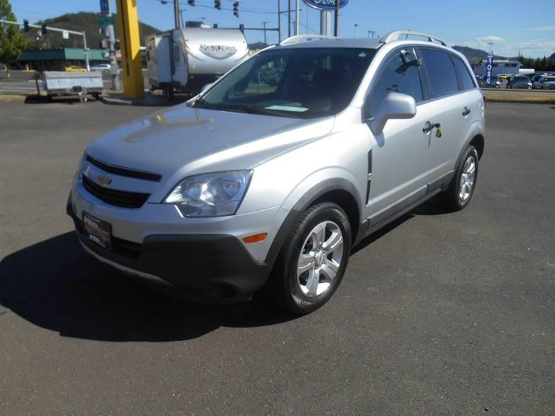 2013 Chevrolet Captiva Sport for sale at Pro Motors in Roseburg OR