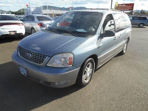 2004 Ford Freestar for sale at Pro Motors in Roseburg OR