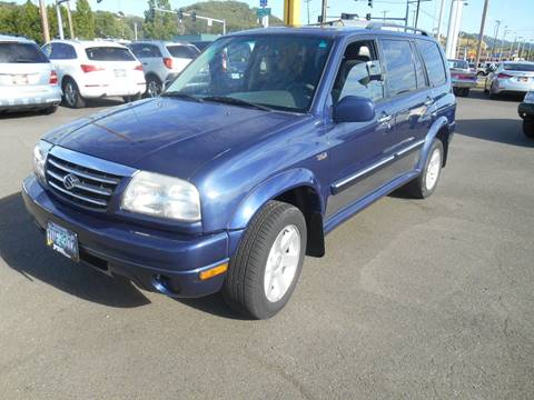 2001 Suzuki XL7 for sale at Pro Motors in Roseburg OR