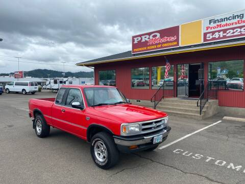 1994 Mazda B-Series Pickup for sale at Pro Motors in Roseburg OR