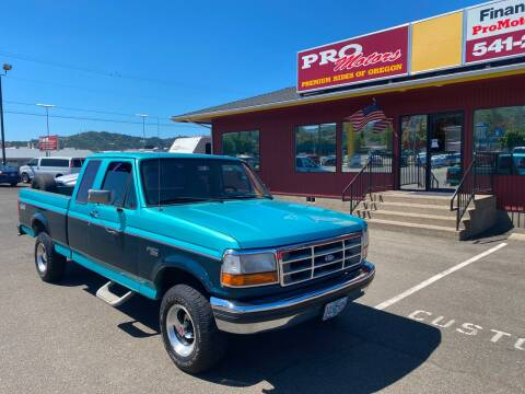 1994 Ford F-150 for sale at Pro Motors in Roseburg OR