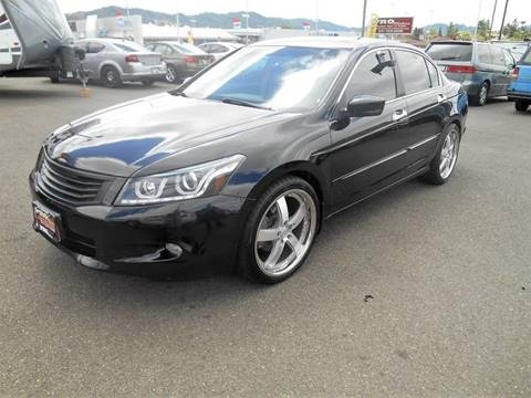2008 Honda Accord for sale at Pro Motors in Roseburg OR