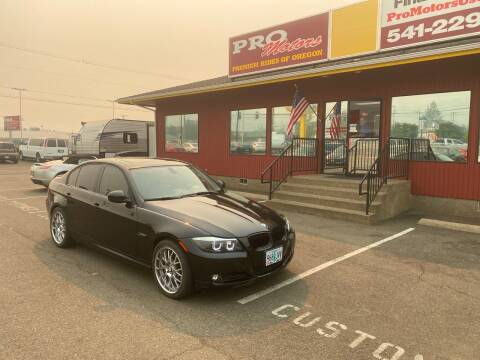 2011 BMW 3 Series for sale at Pro Motors in Roseburg OR