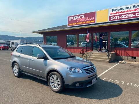 2011 Subaru Tribeca for sale at Pro Motors in Roseburg OR