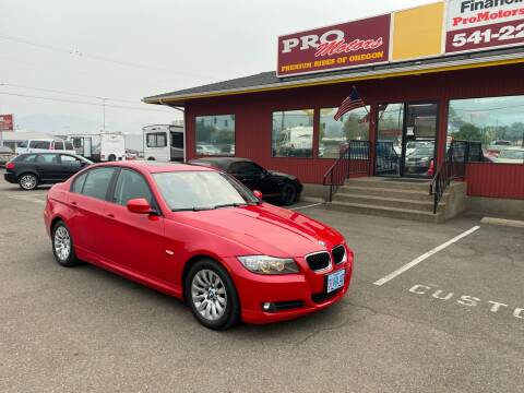 2009 BMW 3 Series for sale at Pro Motors in Roseburg OR