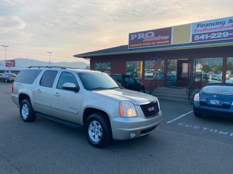 2013 GMC Yukon XL for sale at Pro Motors in Roseburg OR