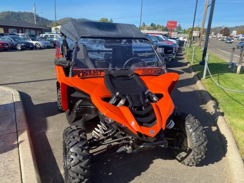 2016 Yamaha YXZ1000R EPS for sale at Pro Motors in Roseburg OR