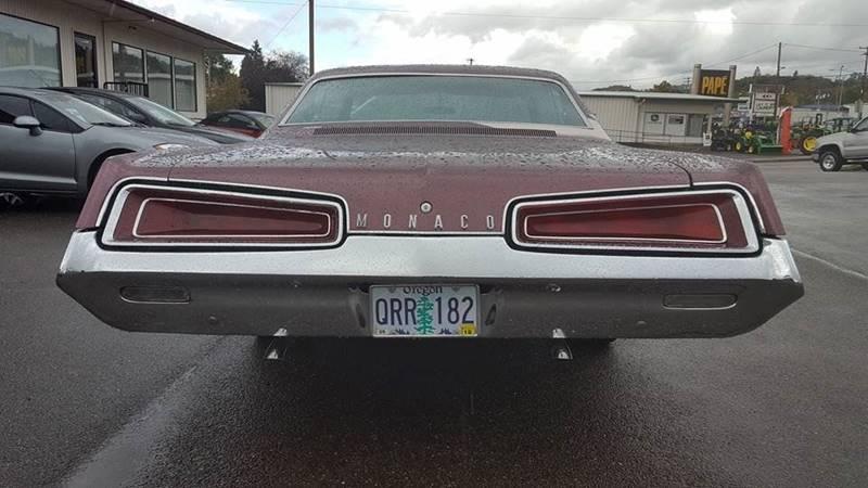 1967 Dodge Monaco  - Roseburg OR