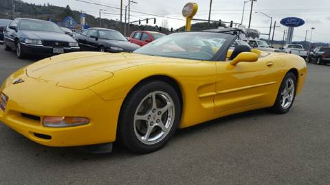 2004 Chevrolet Corvette for sale at Pro Motors in Roseburg OR