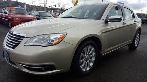 2013 Chrysler 200 for sale in Roseburg, OR