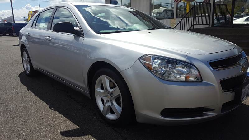2011 Chevrolet Malibu LS Fleet 4dr Sedan - Roseburg OR