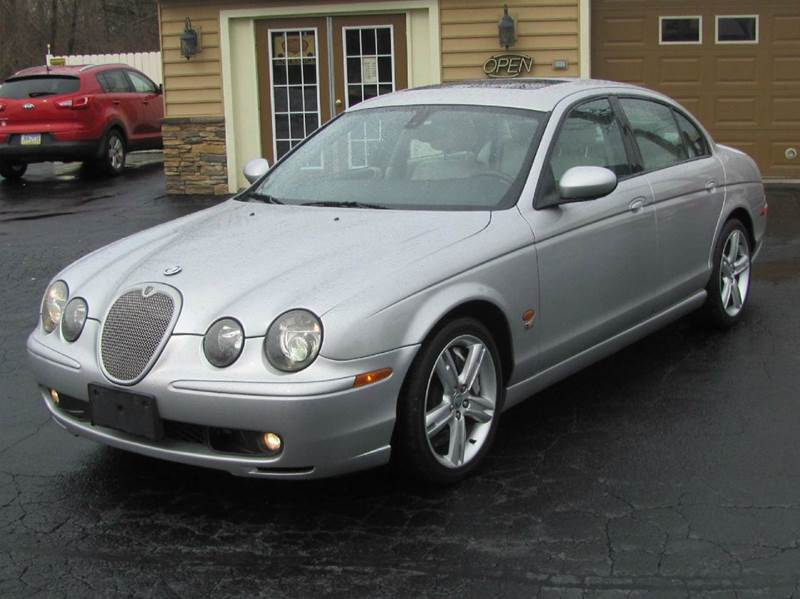 Delightful 2003 Jaguar S Type R Base R 4dr Supercharged Sedan   Hanover PA